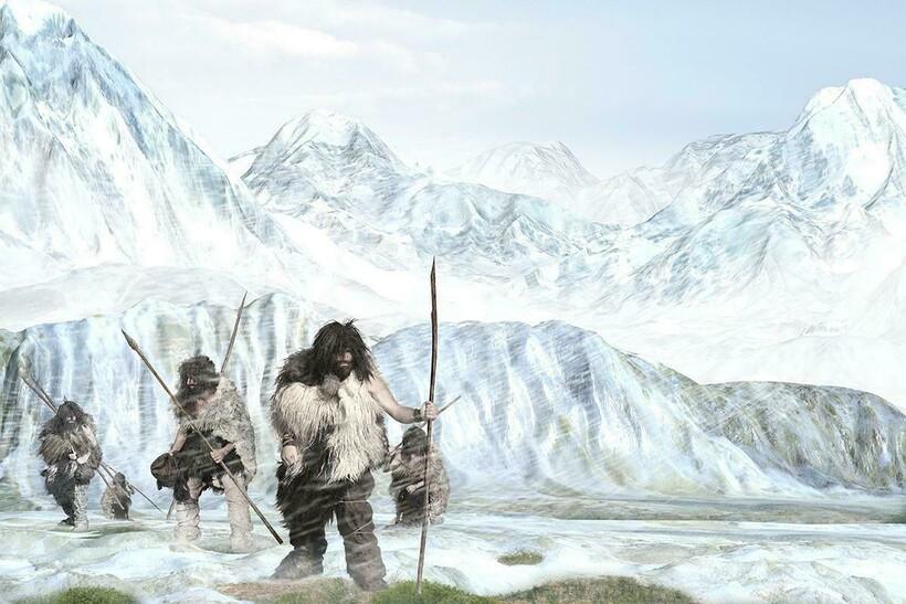Ледниковый период стал для многих видов большим испытанием