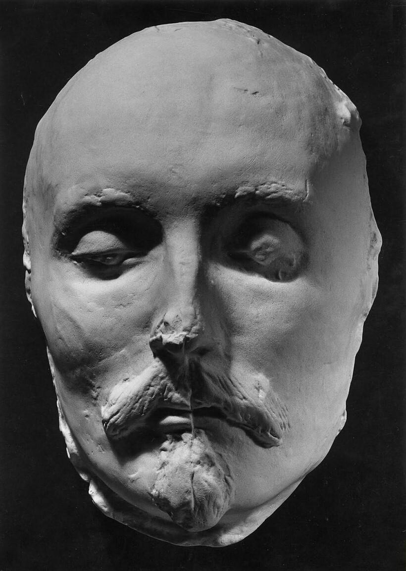 Маска Уильяма Шекспира (1564-1616)