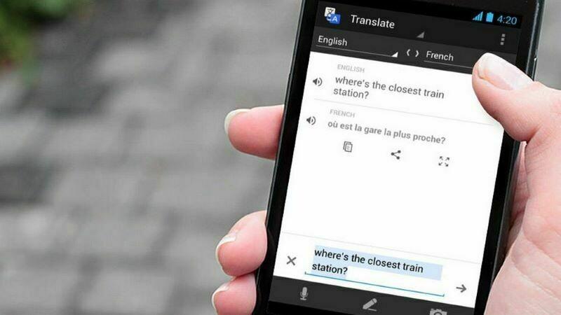 Почему не надо пользоваться переводчиком на телефоне в путешествии