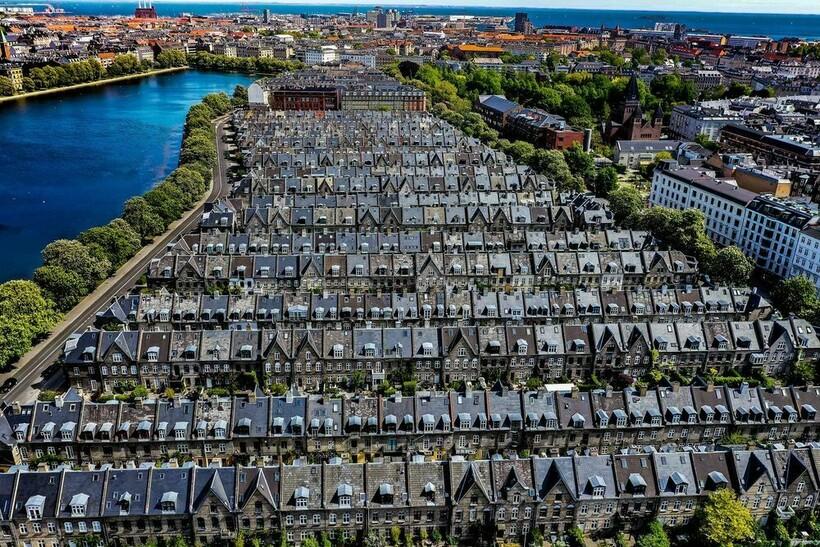 Как картофельное поле в центре Копенгагена превратилось в самое дорогое жилье в стране