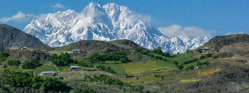 Вершины Гиндукуша