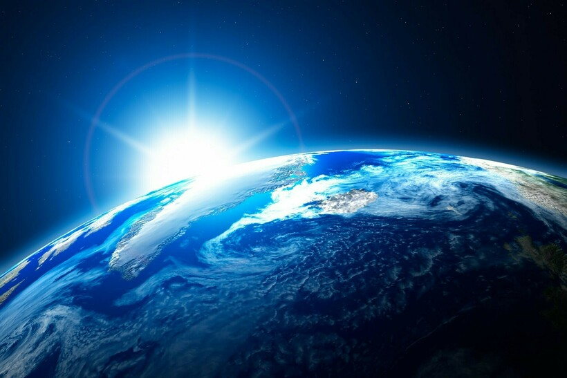 Земля же, очевидно, является уникальной планетой