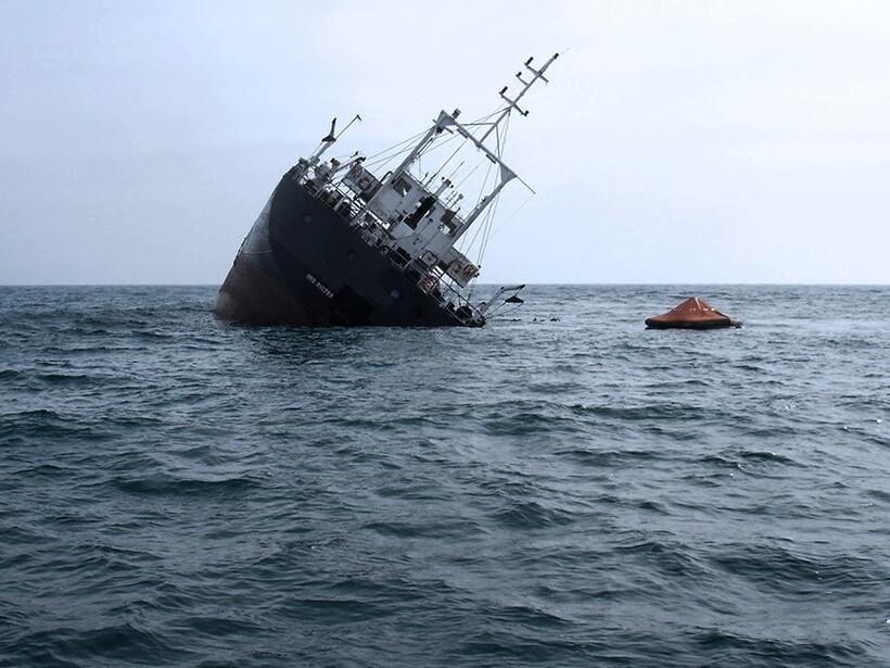 Наклонение судна чревато печальными последствиями