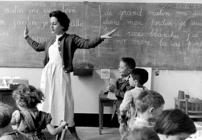 Долгое время у советских детей не было выбора в изучении языков