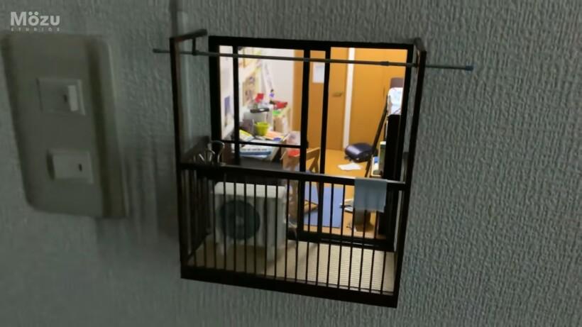 Видео: Миниатюрная комната для лилипутов
