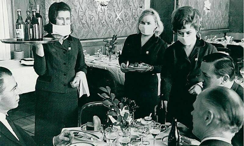 Что дороже всего стоило в советском ресторане