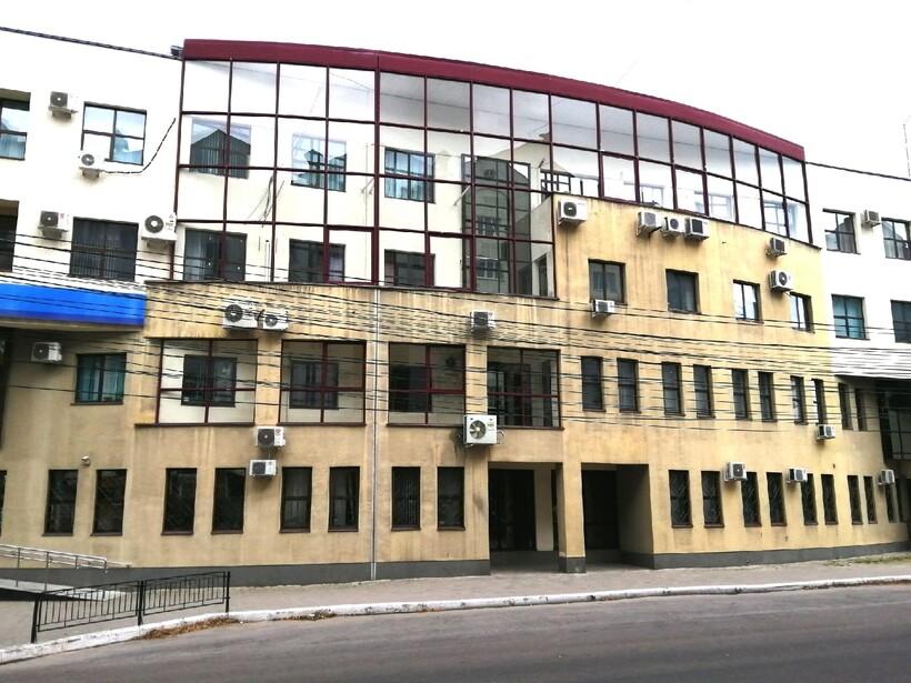 Как выглядит фасад здания на сегодняшний день