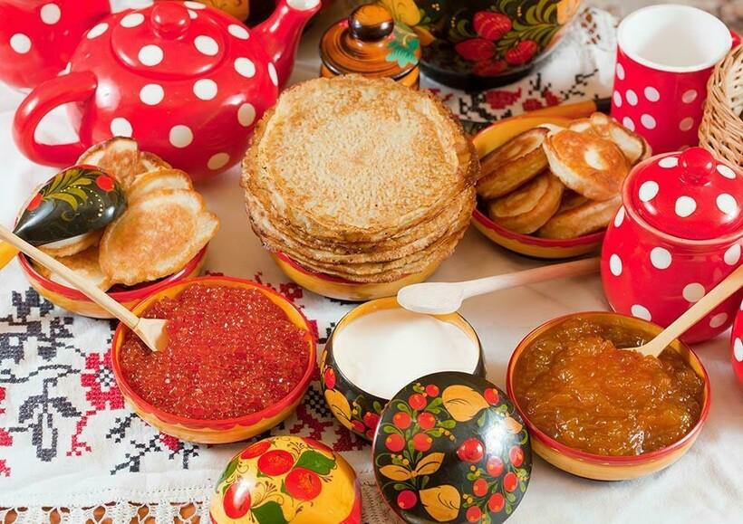 Русская кухня способна удивить своими сытными и разнообразными блюдами любого иностранца
