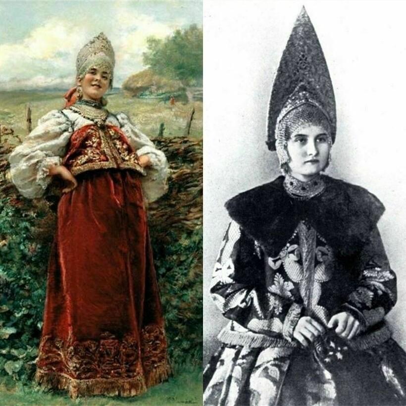 Петр не жаловал традиционную русскою одежду
