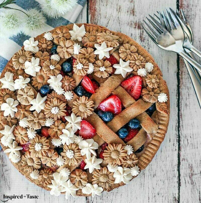 12 пирогов, которые слишком прекрасны, чтобы их есть