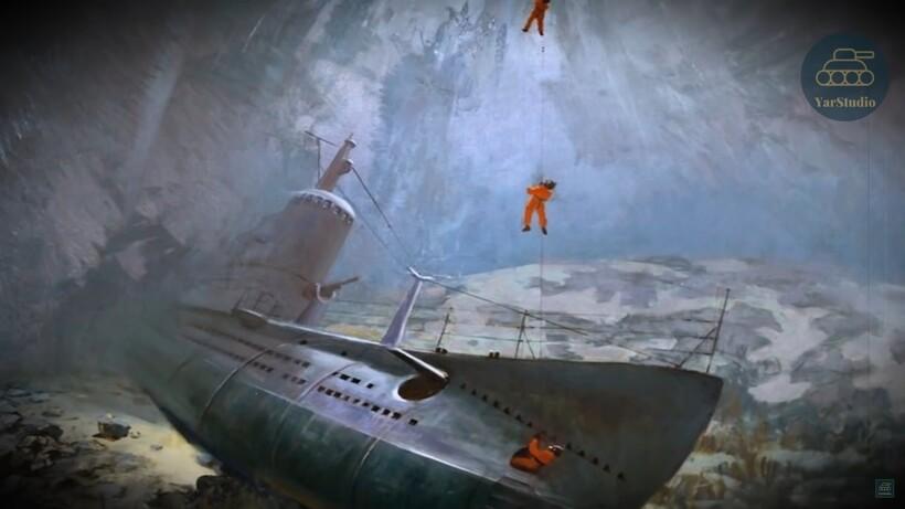 Зачем советские моряки отправили наднонемецкую субмарину