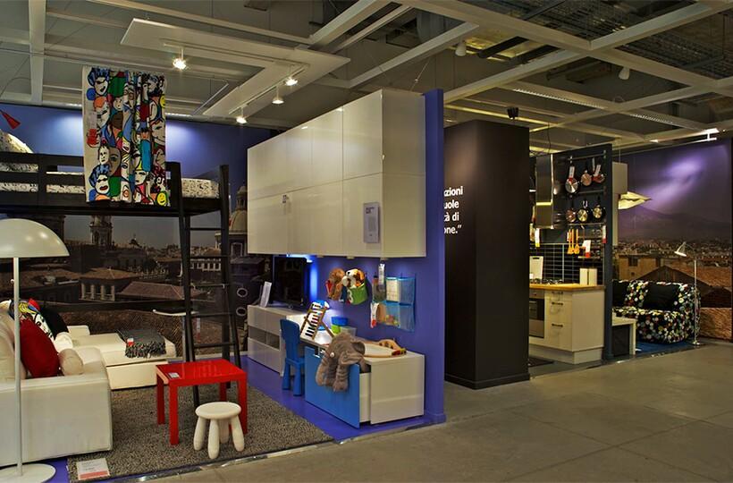 На пятом месте — шведская компания по продаже товаров для дома IKEA, особенно популярная в Скандинавии