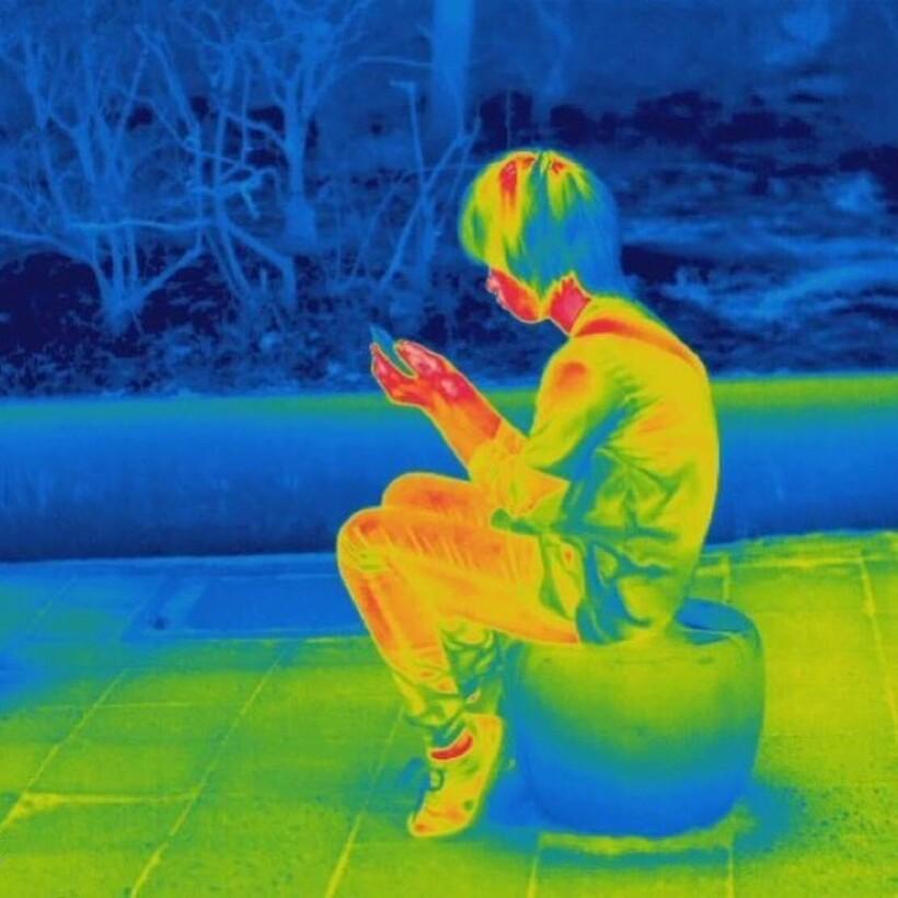 Жилет защищает от жары и понижает температуру