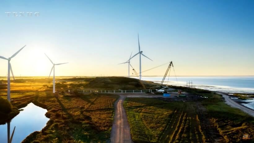 Видео: Дания строит первый в мире энергетический остров