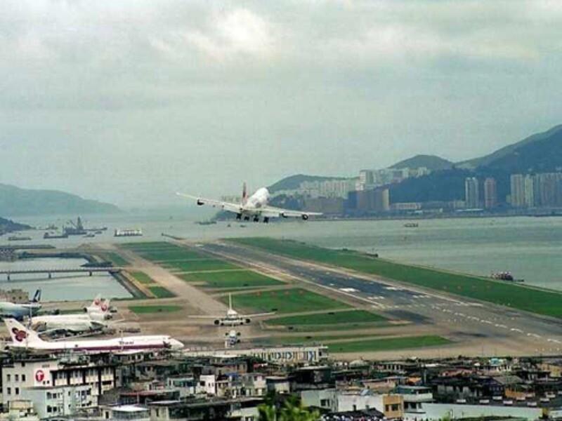 Строительство аэропорта было действительно масштабным. Фото: The J-thing