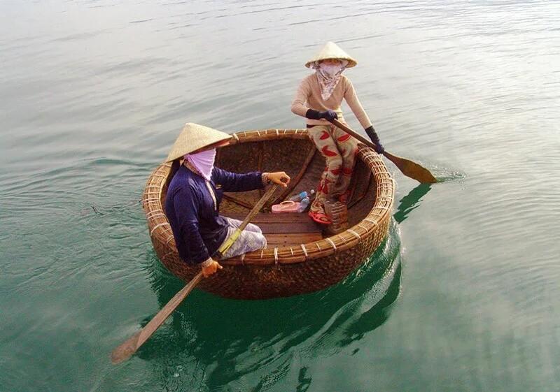 Круглые лодки были изобретены в силу необходимости. Фото: avatars.mds.yandex.net