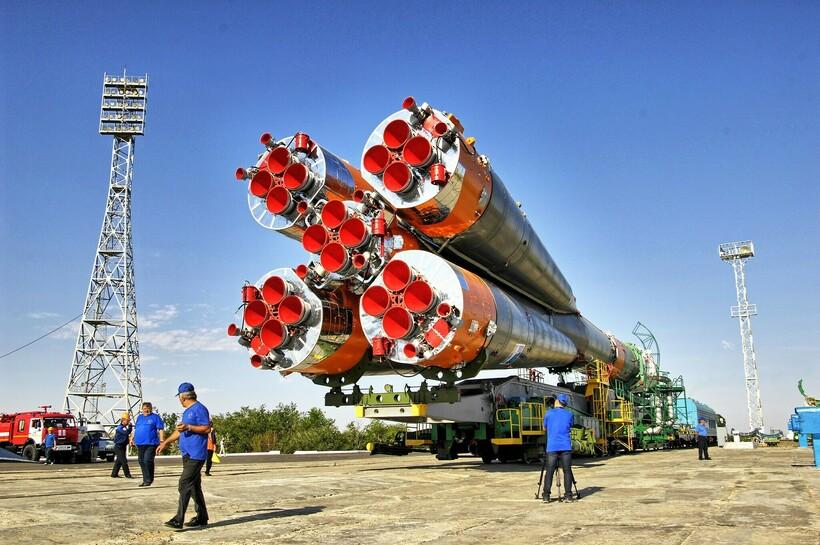 Остальным космодромам не достает оснащения для запуска столь мощных ракет. Фото: Samantha Cristoforetti/flickr.com
