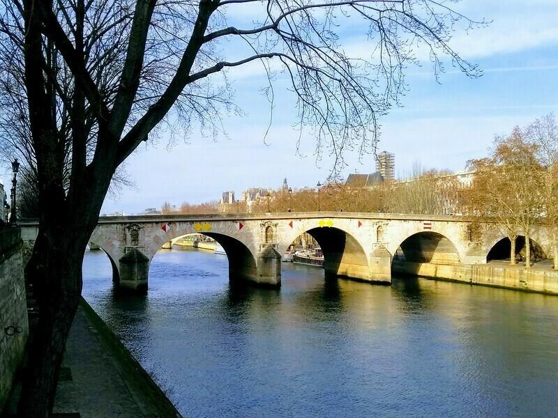 Фото: Pont Marie/flickr.com