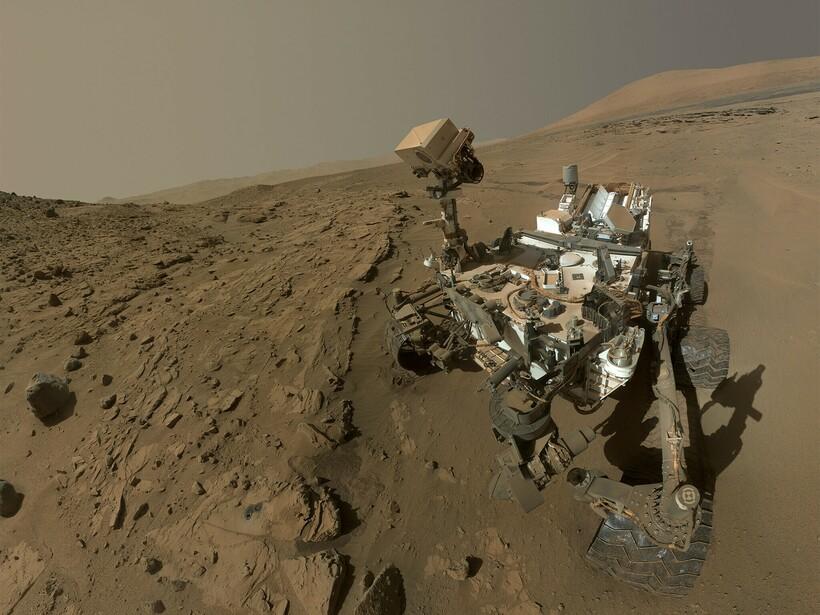 Селфи с Марса и еще 14 уникальных фотоснимков, которые вошли в историю человечества