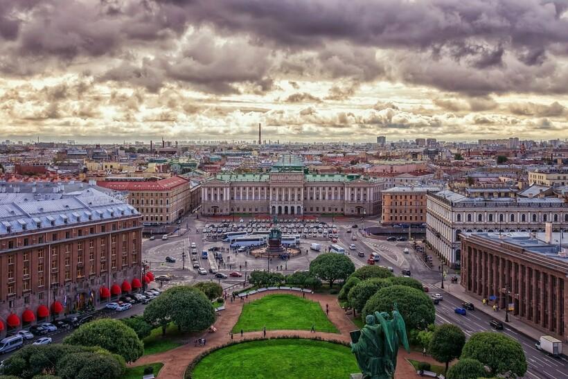 По сей день это самый «европейский» из российских городов. Фото: Peter H/pixabay.com