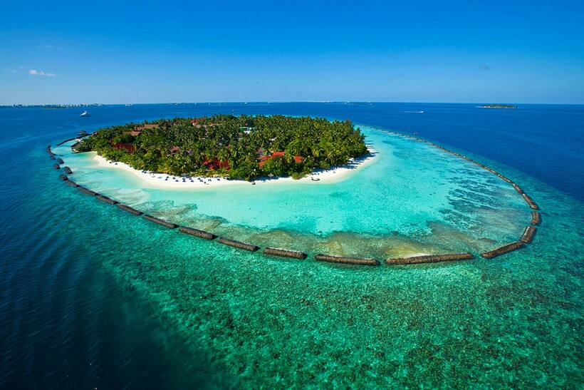 Если райский отдых, то — Мальдивы, если Мальдивы, то — курорт Kurumba Maldives!