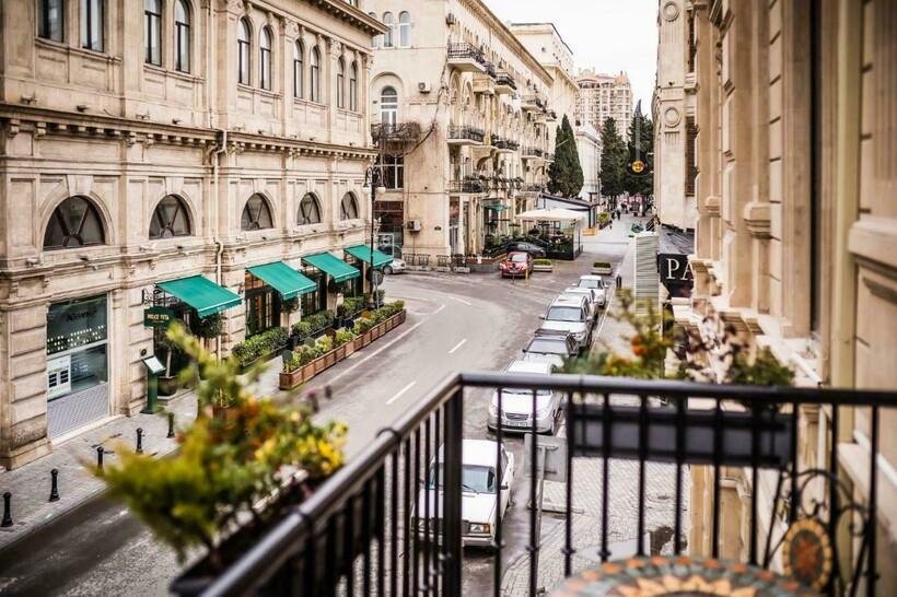Отель The Merchant Baku: курс на сердце Баку