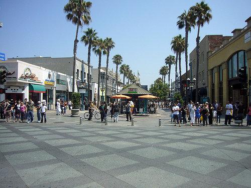 Развлекательный комплекс Third Street Promenade