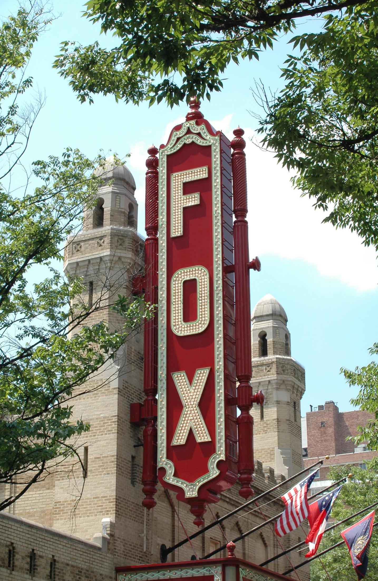 Театр Фокс