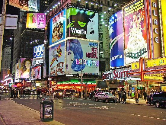 Площадь Таймс-сквер