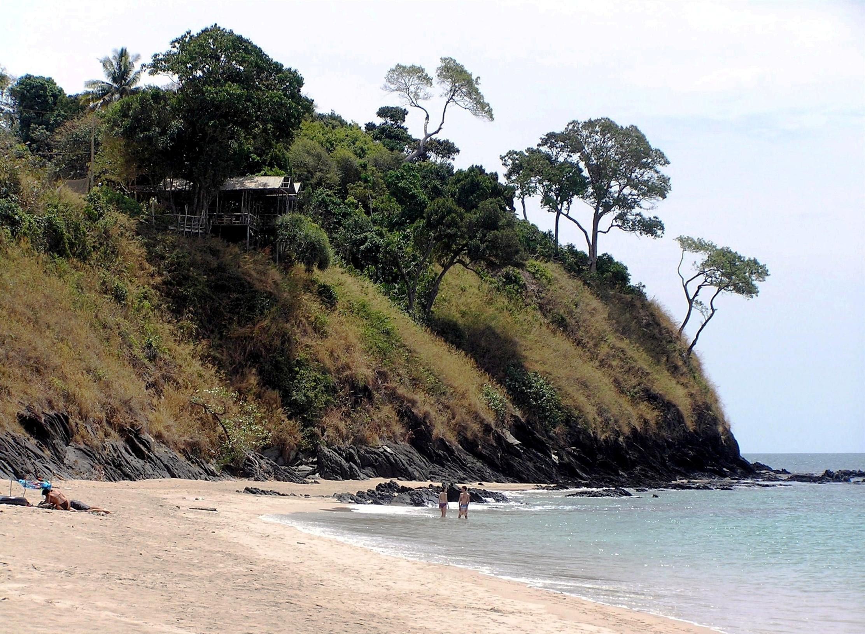 Пляж Kantiang Bay