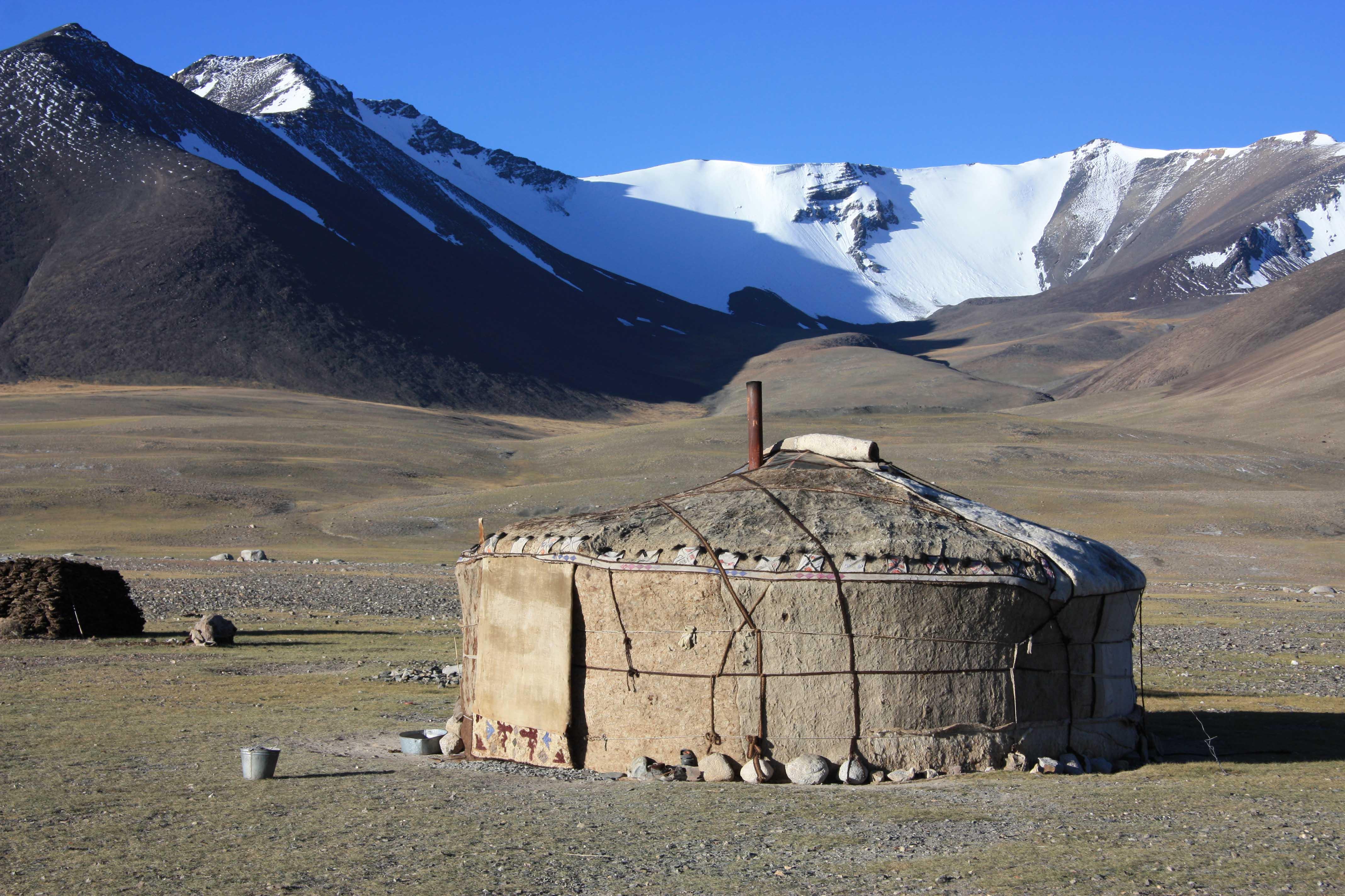 Дорога на Памир (Памирский тракт)