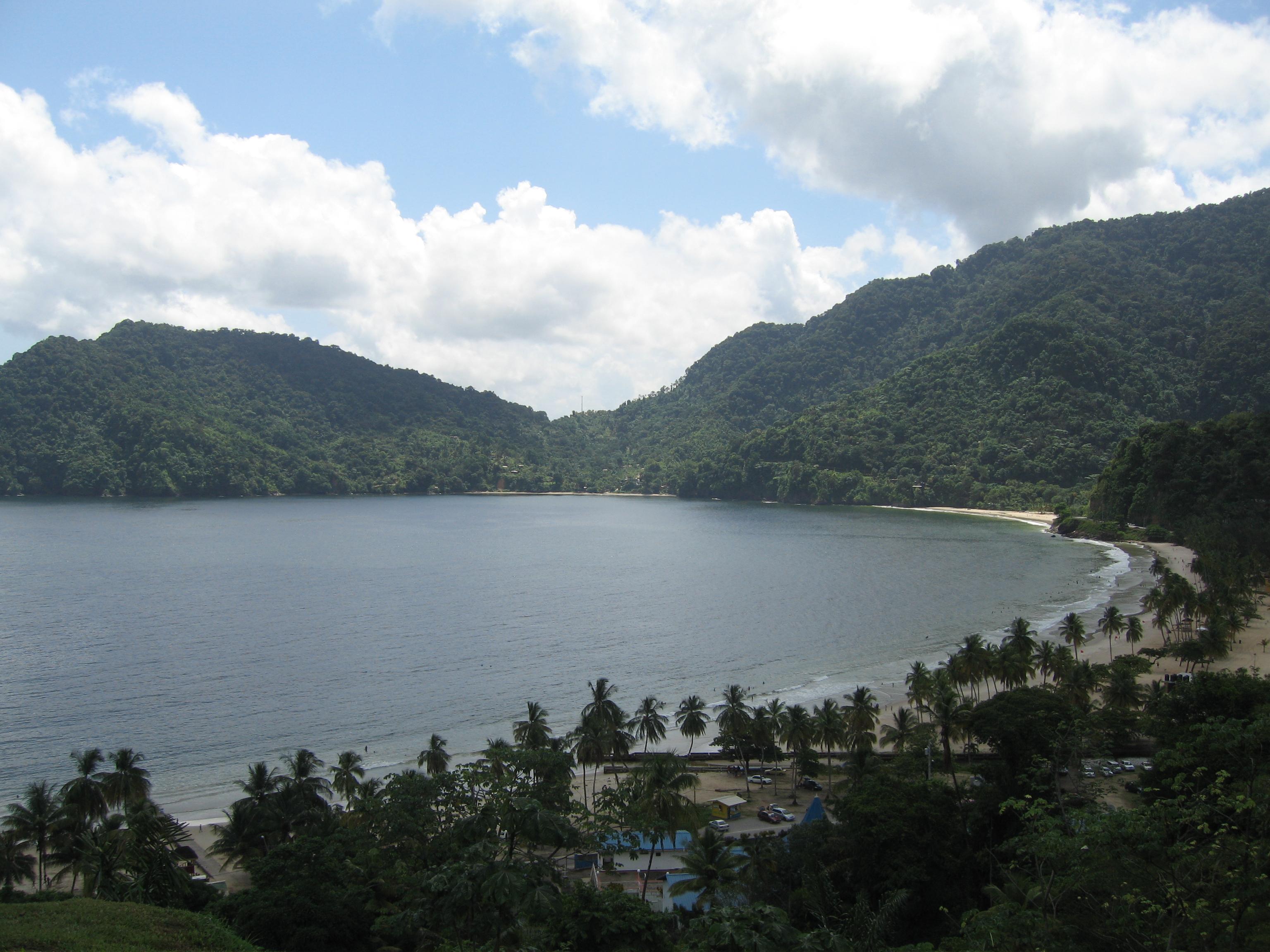 Залив Маракас-Бей