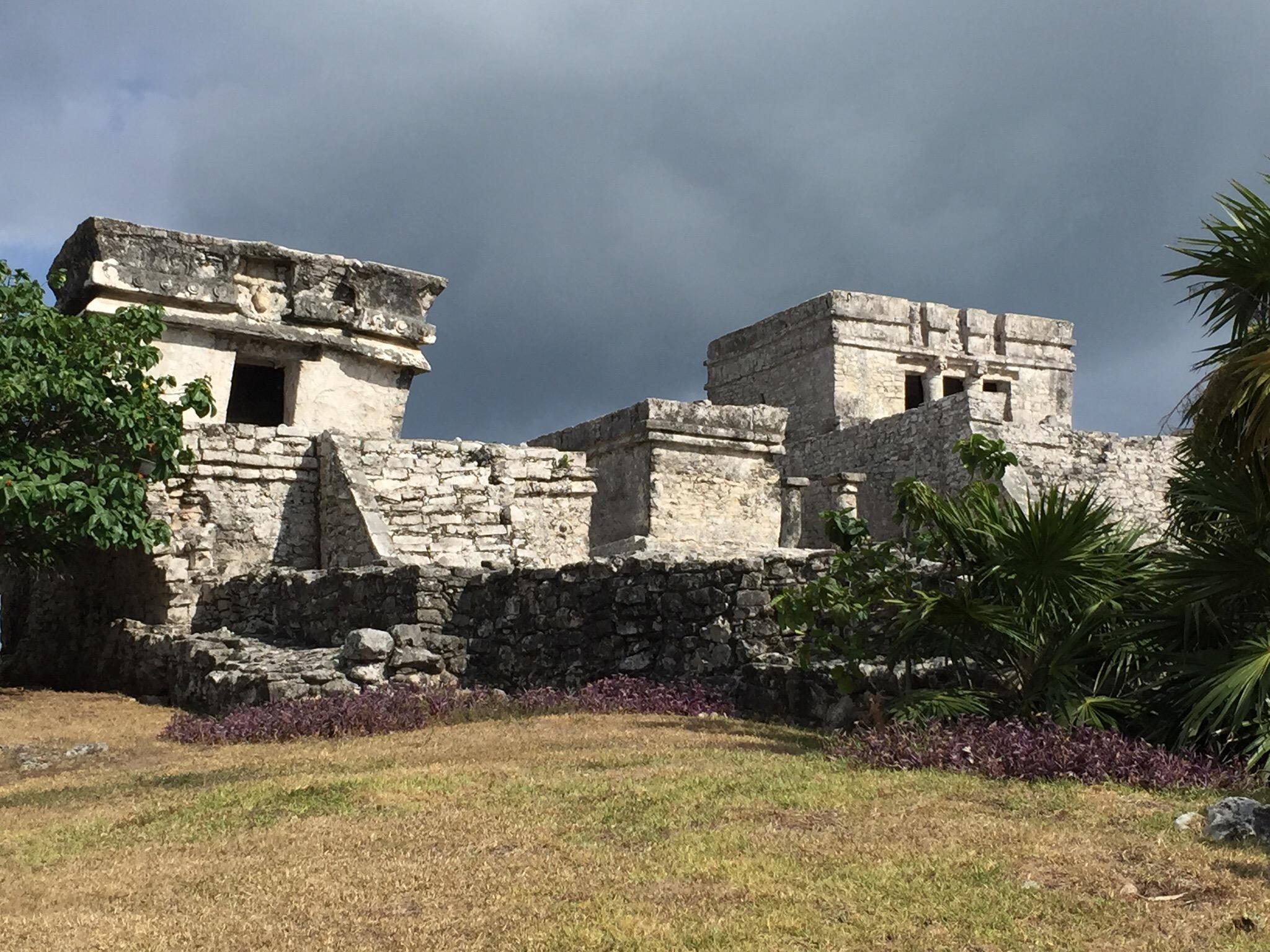 Руины майя Тулум