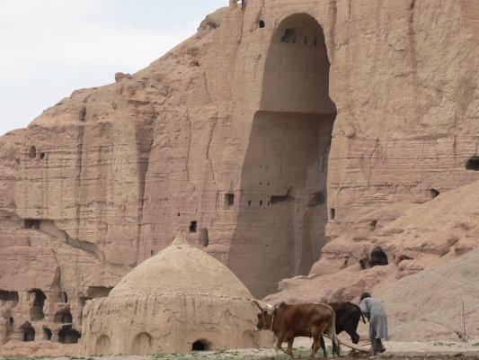 Культурный ландшафт и археологические памятники долины Бамиан