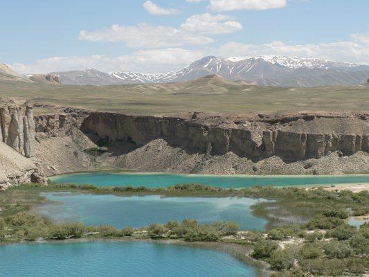 Национальный парк Band-e-Amir