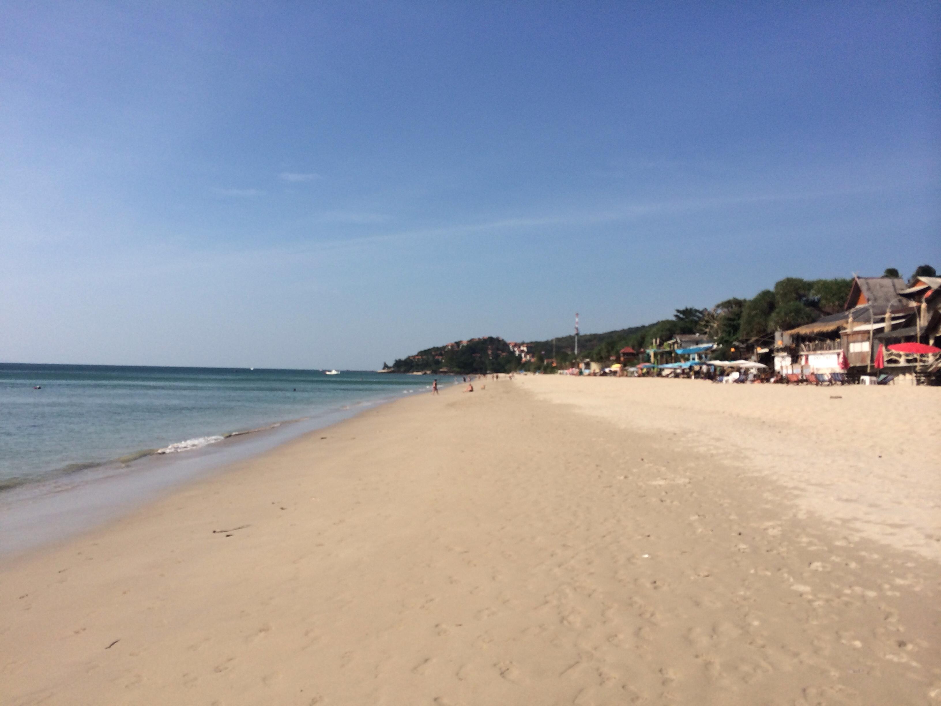 Пляж Lanta Klong Nin