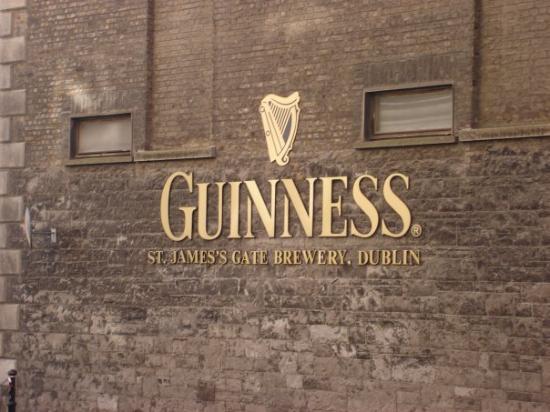 Музей пива Guinness