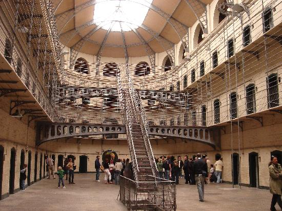 Тюрьма-музей Килмайнхэм Гаол