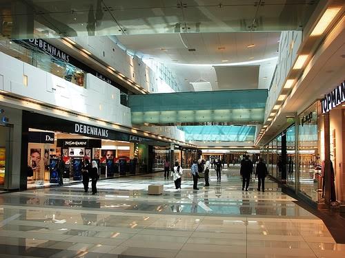 Торговый центр The Avenues
