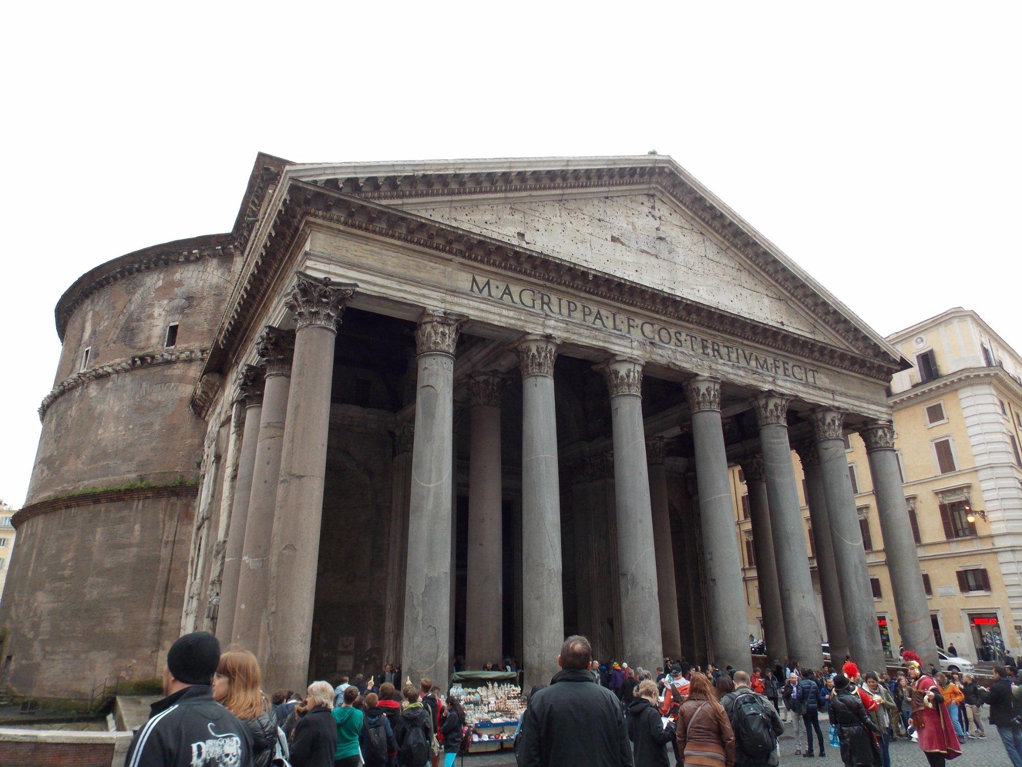 Храм Пантеон