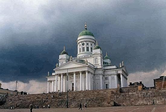 Кафедральный собор Хельсинки (Собор Святого Николая)