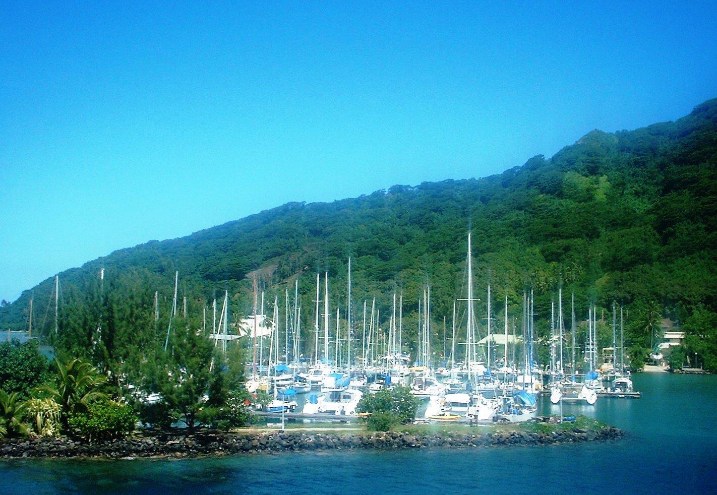 Паром Aremiti Ferry