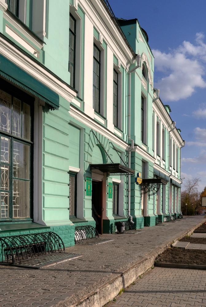 Омский Областной музей изобразительных искусств им. М.А. Врубеля