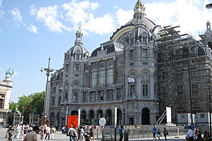 Вокзал Антверпен-Центральный