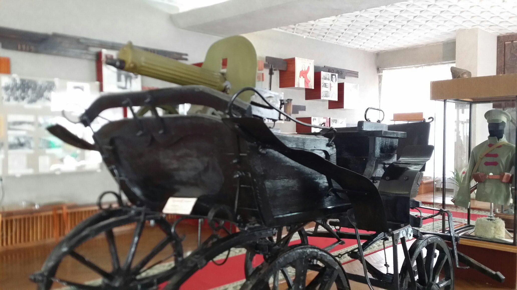 Музей В.И.Чапаева Филиал Национального Музея