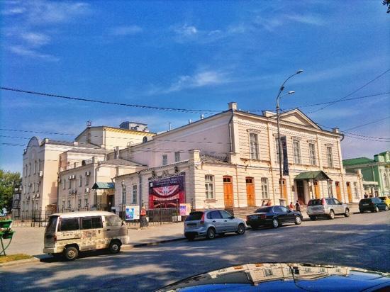 Таганрогский Мемориальный Чеховский Драматический Театр