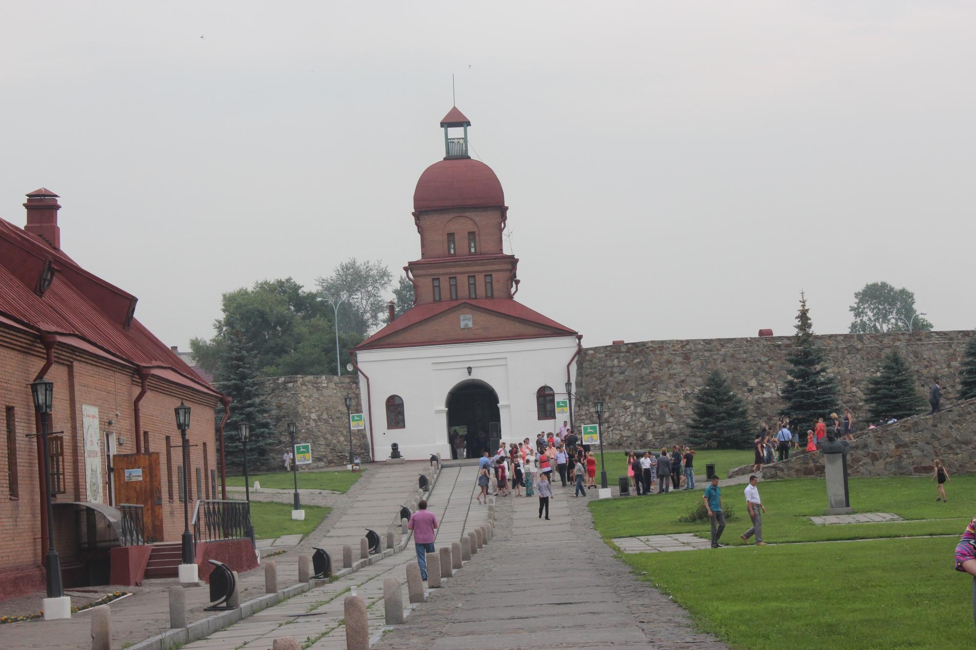 Историко-архитектурный Музей «Кузнецкая крепость»