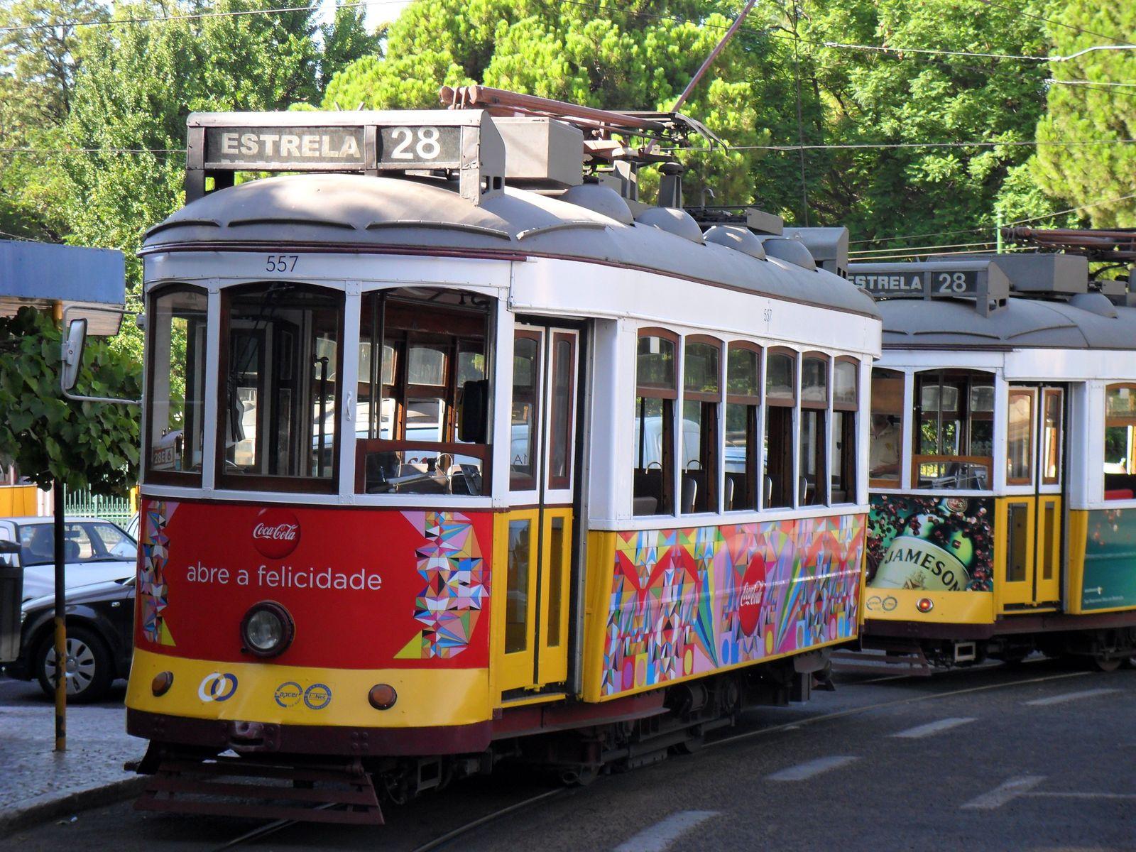 Туристический трамвай №28