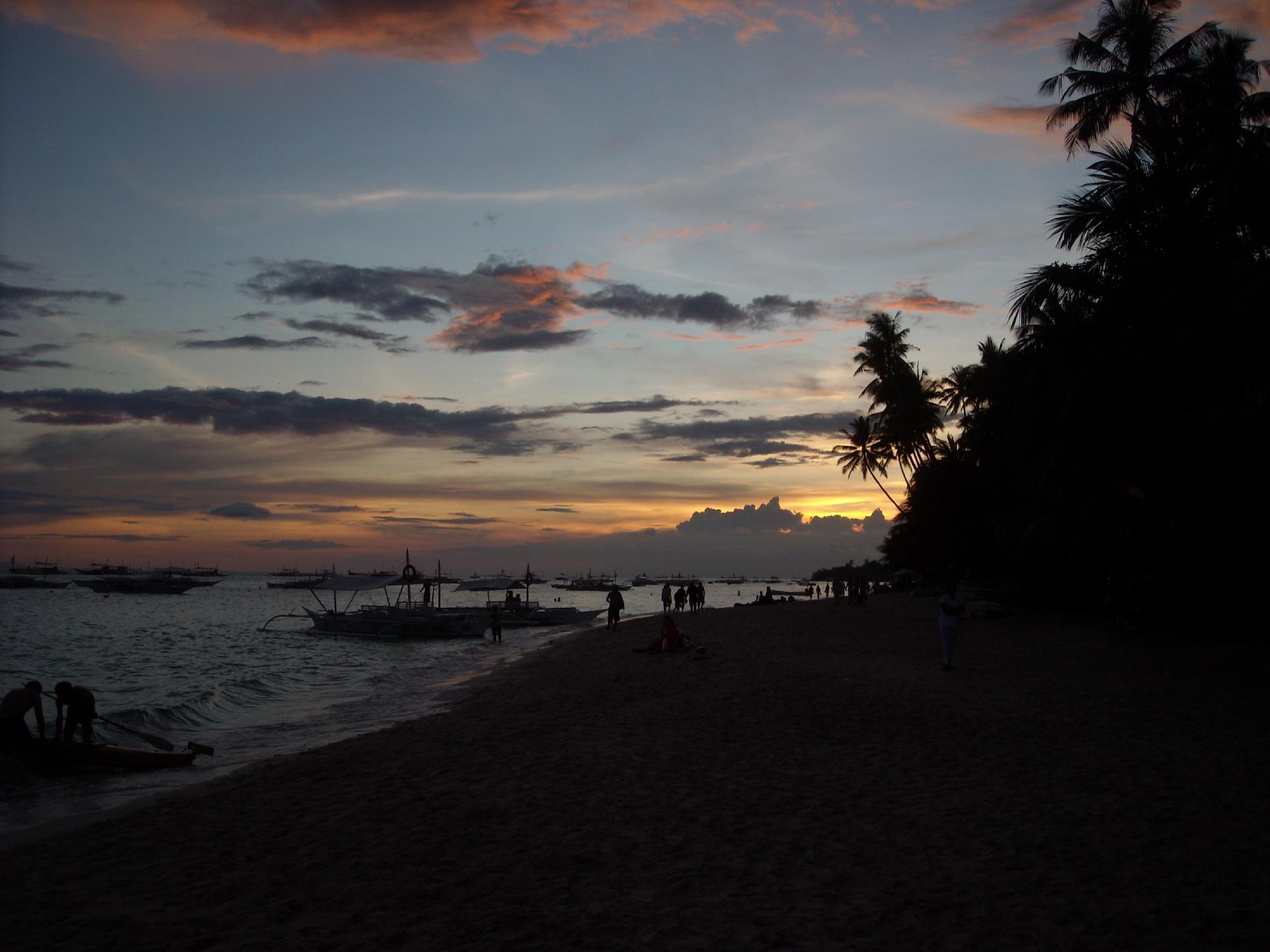 Пляж Алона