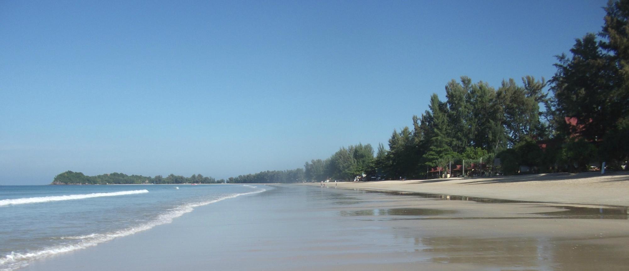 Пляж Клонг-Дао